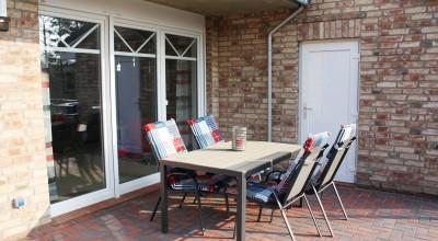 Terrasse & Außenabstellraum